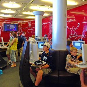 Интернет-кафе Грахово