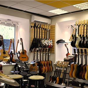 Музыкальные магазины Грахово
