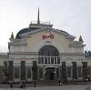 Железнодорожные вокзалы в Грахово